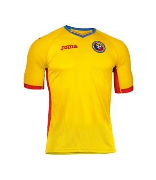 Tricou original Nationala Romaniai galben JOMA
